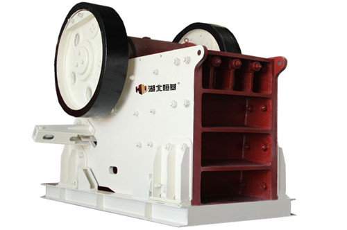 PEVou版鄂破(Jaw Crusher)